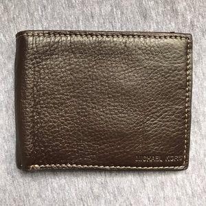 Michael Kors Men's Brown Wallet